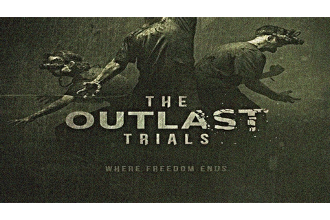 The Outlast Trials - New Outlast Game Confirmed - YouTube