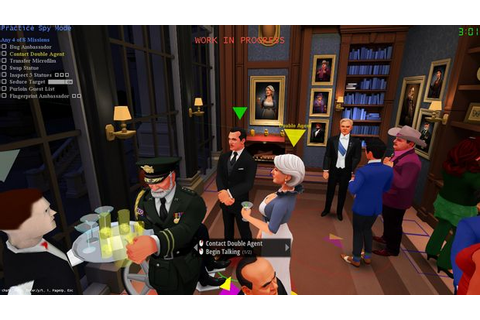 SpyParty Free Download « IGGGAMES