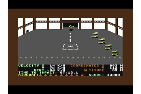 Raid Over Moscow - C64 (Access 1984) - YouTube