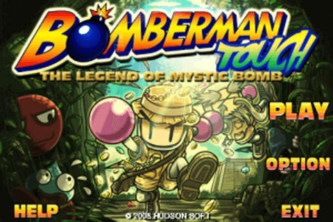 Bomberman Touch - The Legend of Mystic Bomb 1.0.2 ...