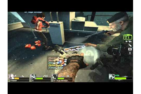 L4D2 Online Game - Survivors vs. Infected - YouTube