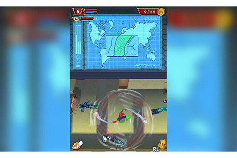 Play Spider-Man - Allie ou Ennemi (France) • Nintendo DS ...