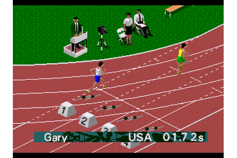 Olympic Summer Games Atlanta 96 Download Game | GameFabrique