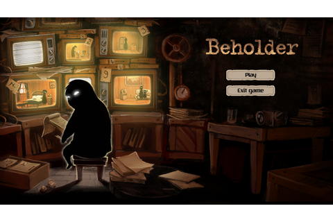 Beholder Is Now Out On Steam