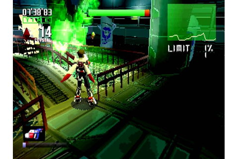Burning Rangers 体験版 Trial Version Runthrough / Final Game ...
