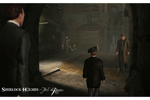 Sherlock Holmes Vs Jack The Ripper Game - Free Download ...