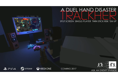 A Duel Hand Disaster: Trackher on Steam