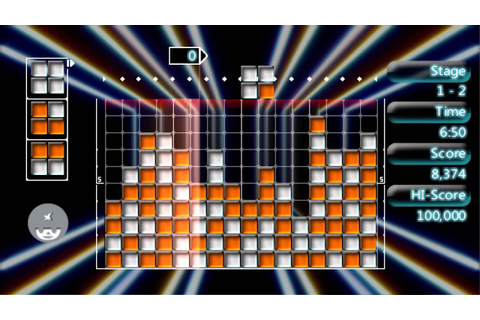 PPSSPP Emulator 0.9.9.1-1318 | Lumines II [1080p HD ...