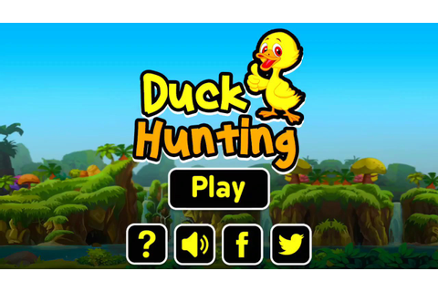 DUCK HUNTING KIDS GAME-ANIMAL SHOOTING GAME -ANIMAL GAME ...