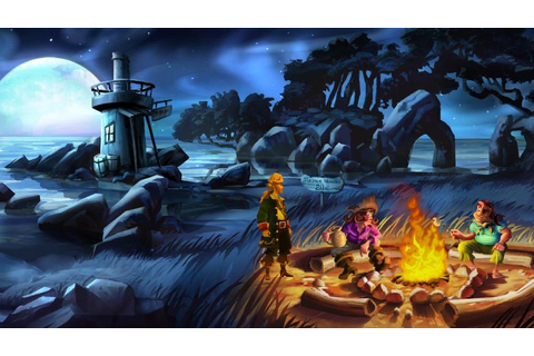 Monkey Island 2 Special Edition: LeChuck's Revenge [Steam ...