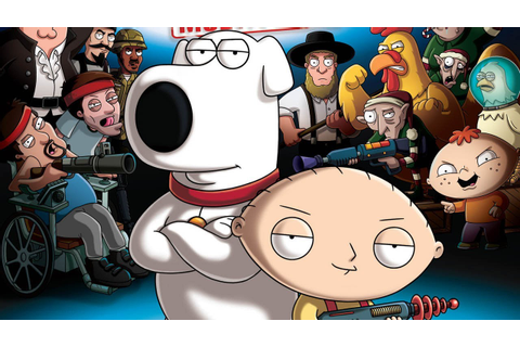 CGRundertow FAMILY GUY: BACK TO THE MULTIVERSE for Xbox ...