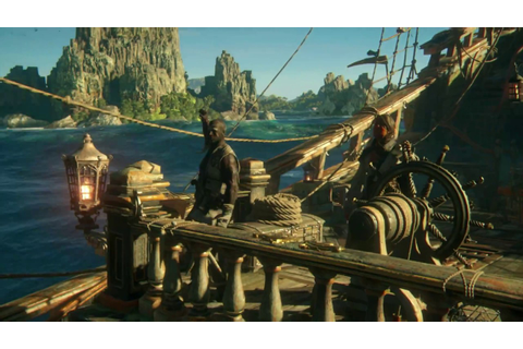 Skull and Bones E3 2017 - Gameplay Demo Multiplayer PvP ...