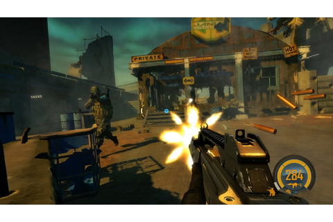 Amazon.com: Bodycount - Playstation 3: Video Games
