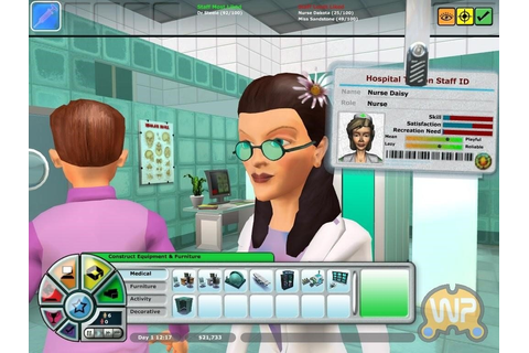 Hospital Tycoon Alternatives and Similar Games ...