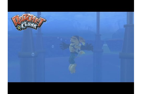Drowning in games - Ratchet & Clank - YouTube