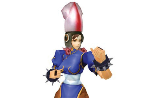 Image - Chun-Li - Squid Hat - Street Fighter Online ...