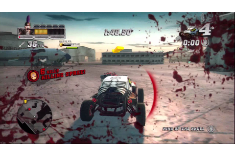 BLOOD DRIVE PS3 - YouTube