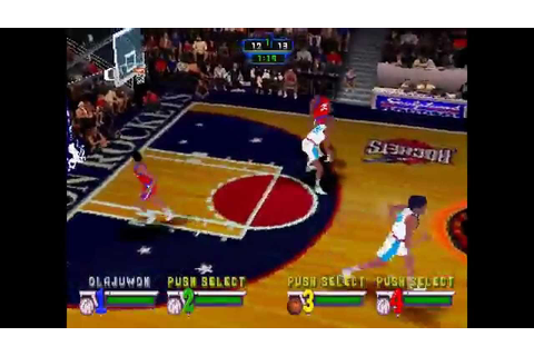 NBA Jam Extreme ... (PS1) - YouTube