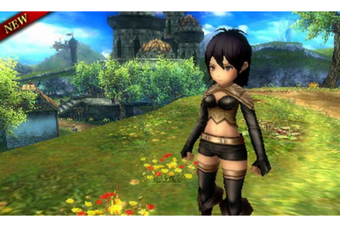 Final Fantasy Explorers New Screens Showcase The Freelancer