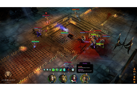 Aarklash Legacy Game - Free Download Full Version For PC