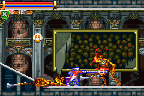 Castlevania: Harmony of Dissonance – GBA | Video Game ...