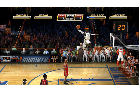 Review: NBA Jam