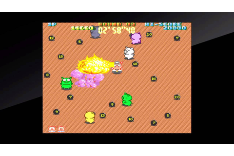 Arcade Archives Butasan - YouTube