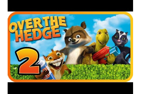 Over The Hedge Walkthrough Part 2 (PS2, GCN, XBOX, PC ...
