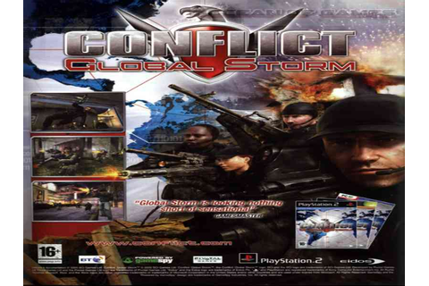 Conflict Global Storm Game Download Free For PC Full ...