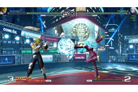 The King of Fighters XIV To Be Playable At The Taipei Game ...