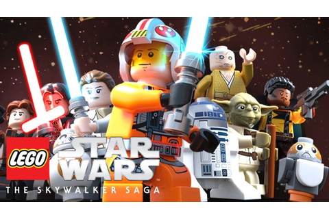 Lego Star Wars: The Skywalker Saga for MacBook - Download Now