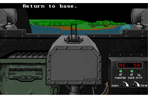 Gunboat | Old MS-DOS Games | Download for Free or play in ...