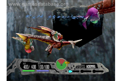 Panzer Dragoon Saga - Sega Saturn - Games Database
