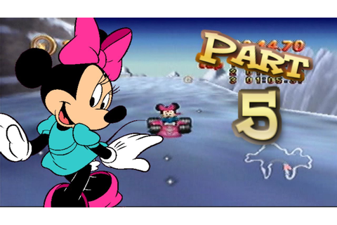 Let's Play Mickey's Speedway USA: Part 5 - YouTube