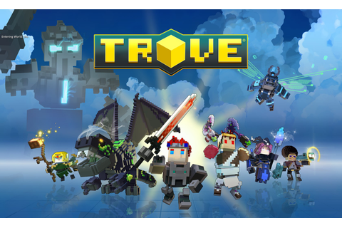 Trove - Aperçu - Game-Guide