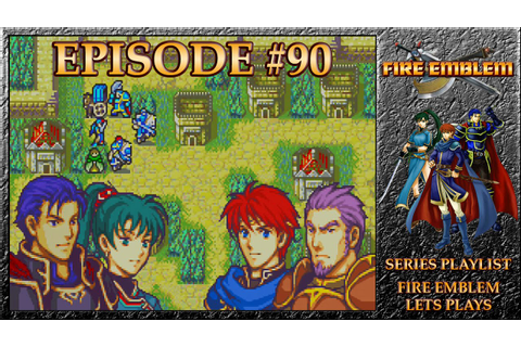 Fire Emblem: Rekka No Ken - Broken Siege, Battle ...