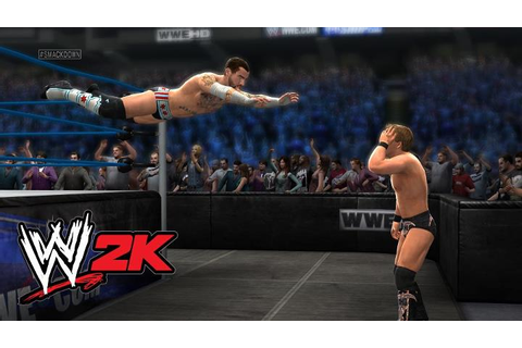 WWE '14 By 2K Games - Just Push Start