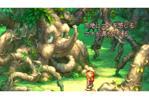 The PlayStation Classics: Legend of Mana
