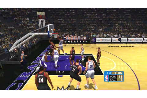 NBA 2k1 Download Game | GameFabrique