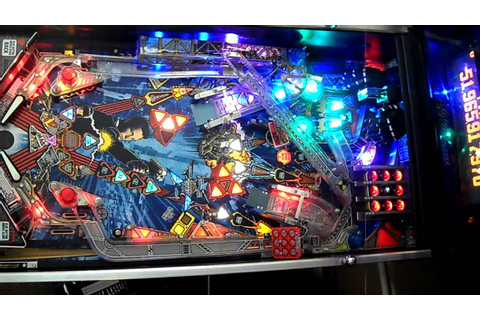 Johnny Mnemonic Pinball - AWESOME GAME! - Part 2 - YouTube
