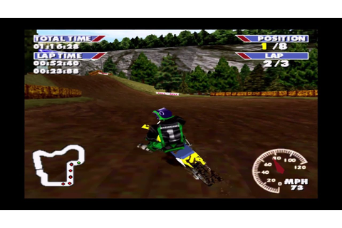 Championship Motocross featuring Ricky Carmichael 125 ...