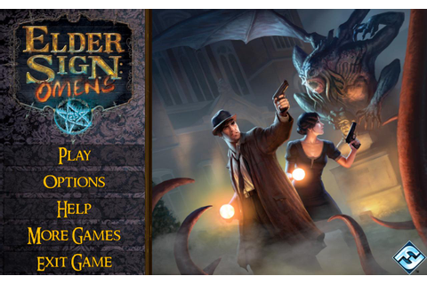 Elder Sign: Omens - Android Apps on Google Play
