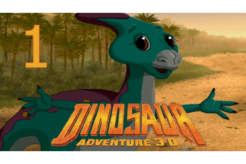 Psy Plays: Dinosaur Adventure 3D [Part 1] - Throwback ...