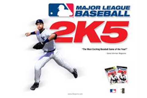 Major League Baseball 2K5 - Microsoft Xbox - Games Database