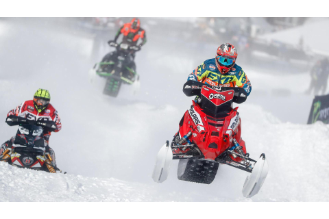 Petter Narsa wins Snowmobile SnoCross - WatchESPN