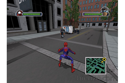 Ultimate Spider-Man PC Game Free Download | Hienzo.com