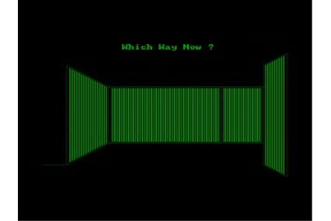 Retro Yakking: Classic video gaming: Sultan's Maze ...