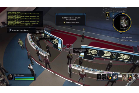 Star Trek Online Ps4 How To Get A Free Ship At The Start ...