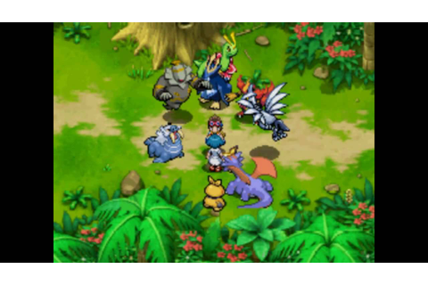 Pokemon Ranger: GS - Boss Recaptures (1/3) - YouTube