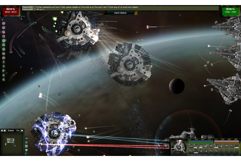Game : Gratuitous Space Battles (EUR) PC - Zona Kuantum